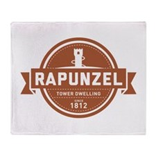 Rapunzel Since 1812 Throw Blanket