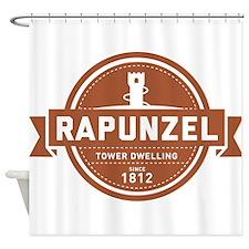 Rapunzel Since 1812 Shower Curtain