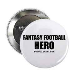"""""""HERO"""" 2.25"""" Button (10 pack)"""