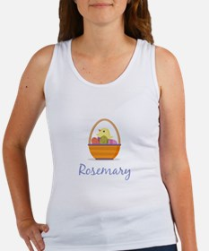 Easter Basket Rosemary Tank Top
