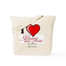 Skinny Body Care Tote Bag