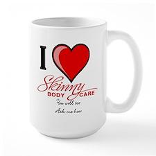 Skinny Body Care Mug