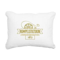Rumpelstiltskin Since 1812 Rectangular Canvas Pill