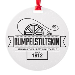 Rumpelstiltskin Since 1812 Ornament