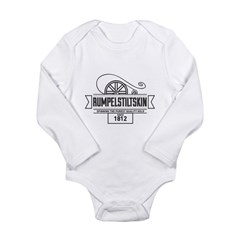 Rumpelstiltskin Since 1812 Long Sleeve Infant Body