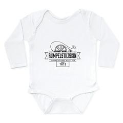 Rumpelstiltskin Since 1812 Long Sleeve Infant Body