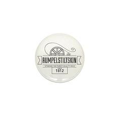 Rumpelstiltskin Since 1812 Mini Button (10 pack)