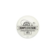 Rumpelstiltskin Since 1812 Mini Button (100 pack)
