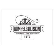Rumpelstiltskin Since 1812 Invitations