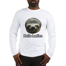 The Sloth Long Sleeve T-Shirt
