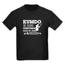 Kumdo is life T