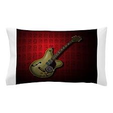 KuuMa Guitar 10 (R) Pillow Case