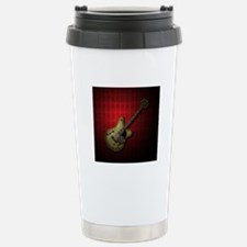 KuuMa Guitar 10 (R) Travel Mug