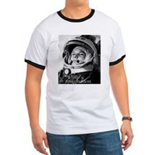 Gagarin First Man in Space T