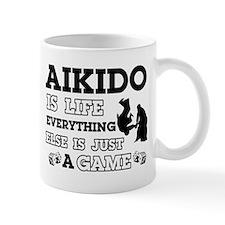 Aikido is life Mug