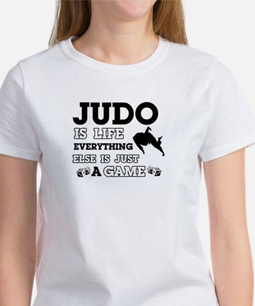 Judo is life Women's T-Shirt