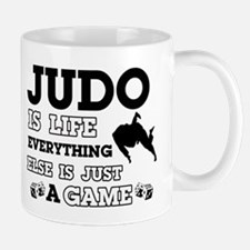 Judo is life Mug