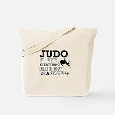 Judo is life Tote Bag