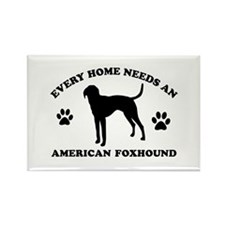 Every home needs an American Foxhound Rectangle Ma