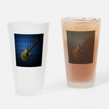 KuuMa Guitar 10 (B) Drinking Glass