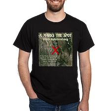 X Marks The Spot T-Shirt