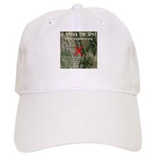 X Marks The Spot Baseball Cap
