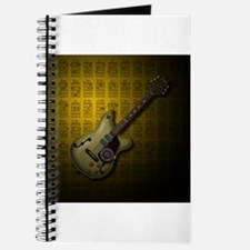 KuuMa Guitar 10 (Y) Journal