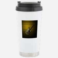 KuuMa Guitar 10 (Y) Travel Mug