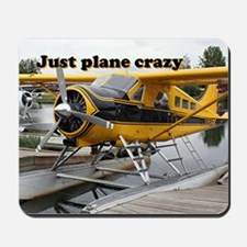 Just plane crazy: Beaver float plane, Alaska Mouse