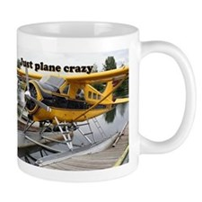 Just plane crazy: Beaver float plane, Alaska Mug