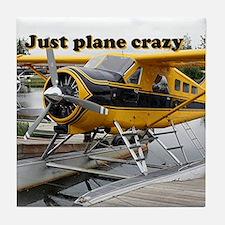 Just plane crazy: Beaver float plane, Alaska Tile