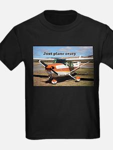 Just plane crazy: Cessna Skyhawk T-Shirt