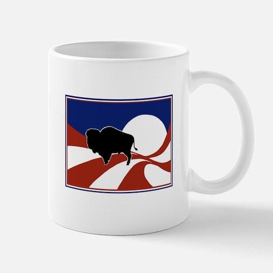 Solo Buffalo Small Mug