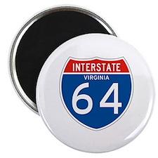 Interstate 64 - VA Magnet