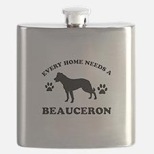 Every home needs a Beauceron Flask
