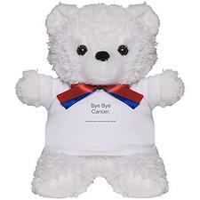 Cancer - Bye Bye 2 Teddy Bear