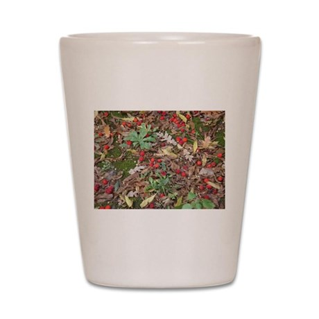 Japanese Bayberry (Beautiful Plant World) Shot Gla