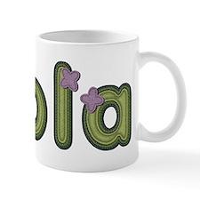 Viola Spring Green Mug