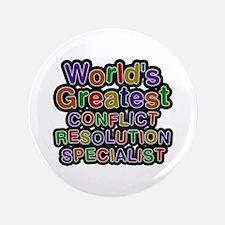 World's Greatest CONFLICT RESOLUTION SPECIALIST Bi