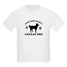 Every home needs a Canaan Dog T-Shirt