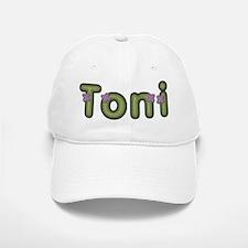 Toni Spring Green Baseball Baseball Baseball Cap