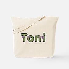 Toni Spring Green Tote Bag