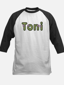 Toni Spring Green Baseball Jersey