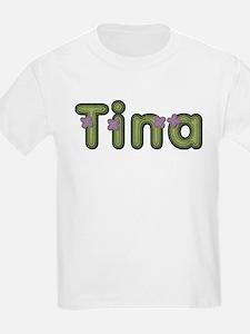Tina Spring Green T-Shirt