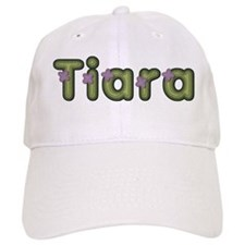 Tiara Spring Green Baseball Baseball Cap