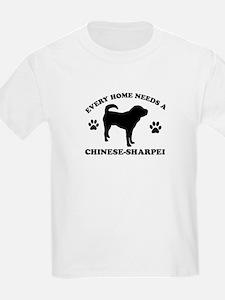 Every home needs a Chinese Sharpei T-Shirt