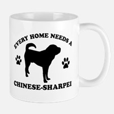 Every home needs a Chinese Sharpei Mug