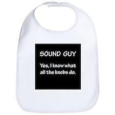 Sound Guy Knows Bib