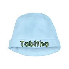 Tabitha Spring Green baby hat
