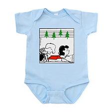 Christmas Tree Melody Infant Bodysuit